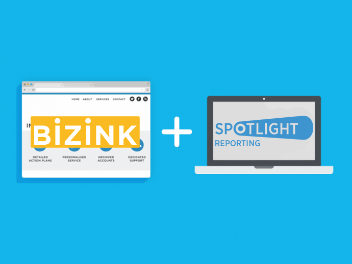 Bizink and Spotlight