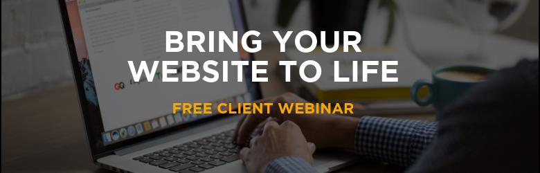 bring your website