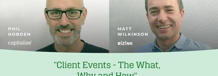 client events