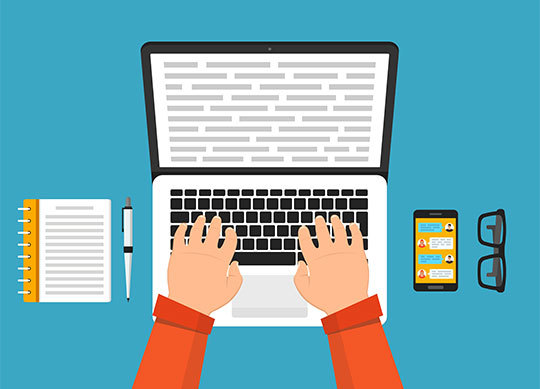 Content writing service us online