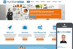 Numberwise - Websites for Accountants